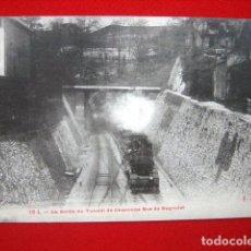 Postales: POSTAL DE TRENES Y FERROCARRIL F. FLEURY.. Lote 79639553