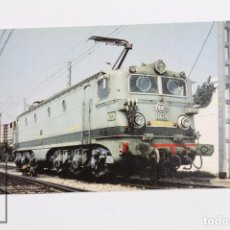Postales: POSTAL DE TREN - MÁLAGA, AGOSTO 1982 Nº 9 - AÑO CONSTRUCCIÓN 1965 - EUROFER. Lote 146882398