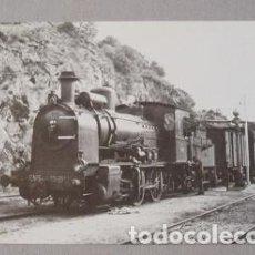 Postales: POSTAL DE TREN - EUROFER - Nº 4202 - LOCOMOTORA VAPOR 030/2564. Lote 95447251