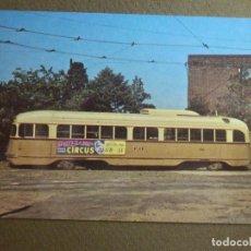 Postales: POSTAL - TRENES Y LOCOMOTORAS - PHILADELPHIA 2582 - EEUU - USA - 1969 -NE-NC. Lote 95782327