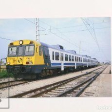 Postales: POSTAL - Nº 240 - AUTOMOTOR MAN Nº 9 - 592-202-6.... -TOLEDO 1989 - EUROFER. Lote 146882406