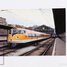 Postales: POSTAL - Nº 252 - ELÉCTROTREN 443-001 PLATANITO - MADRID P. PÍO 1977 - EUROFER. Lote 95810063