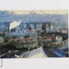Postales: POSTAL -Nº 269- DEPÓSITO DE ZARAGOZA CAMPO SEPULCRO - 1965 - EUROFER. Lote 95812975