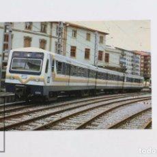 Postales: POSTAL -Nº 272- UNIDAD DE LA SERIE 3100 - DURANGO 1990 - EUROFER. Lote 95813199