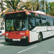 Postales: AUTOBUSES BARCELONA TMB 2006. Lote 95861399