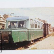 Postales: POSTAL DE TREN - Nº 368 FC. CALAHORRA A ARNEDILLO - ARNEDO 1965 - EUROFER. Lote 118413510