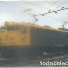 Postales: POSTAL DE TRENES. LOCOMOTORA ELECT. 269-216-8. MITSUBISHI. Nº 237 P-TREN-1862. Lote 97193847