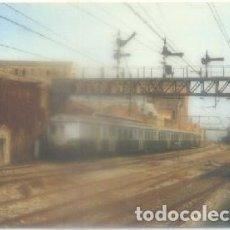 Postales: POSTAL DE TRENES. UNIDAD ELECT. SERIE UT-600. CONST. SCHENEIDER WAGGON. Nº 187 P-TREN-1867. Lote 97196875