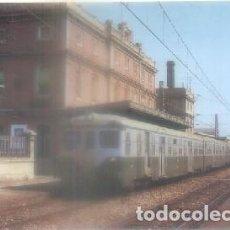 Postales: POSTAL DE TRENES. UNIDAD ELECT. SERIE UT-600. CONST. SCHENEIDER WAGGON. Nº 181 P-TREN-1869. Lote 97196967