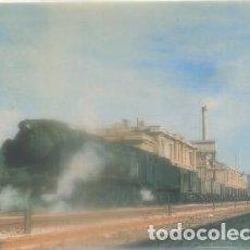 Postales: POSTAL DE TRENES. LOCOMOTORA VAPOR SERIE 241 F. CONST. M.T.M. 1950. Nº 202 P-TREN-1873. Lote 97198403