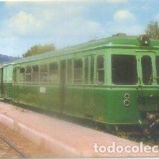 Postales: POSTAL DE TRENES. AUTOMOTOR CGFC Nº 3004. CONST. FERROSTAL 1977. Nº 82 P-TREN-1878. Lote 97266523