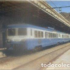 Postales: POSTAL DE TRENES. SNCF AUTOMOTOR ELECT. SERIE Z 7101. Nº 147 P-TREN-1880. Lote 97266587