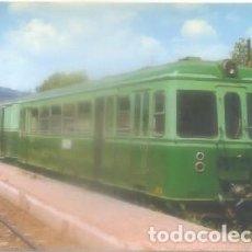 Postales: POSTAL DE TRENES. AUTOMOTOR CGFC Nº 3004. CONST. FERROSTAL 1977. Nº 82 P-TREN-1883. Lote 97266675