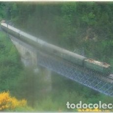 Postales: POSTAL DE TRENES. LOCOMOTORA 281-006. CONST. CAF EN 1929. Nº 87 P-TREN-1884. Lote 97266831