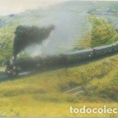 Postales: POSTAL DE TRENES. MAQUINA VAPOR 141-R-1126. AÑO 1975. Nº 126 P-TREN-1888. Lote 97268711