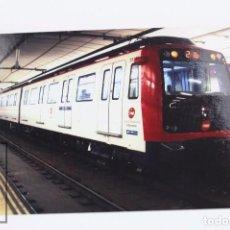 Postales: POSTAL DE TREN - Nº 997 TMB CONVOY SERIE 5100 - ESTACIÓN BAC DE RODA L-II 2005 - EUROFER. Lote 115633596