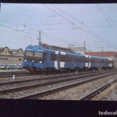 Postales: TRENES-V42-NO ESCRITA-Nº780-UNIDAD ELECTRICA 440-ESTACION DE GAVA-BARCELONA 2000. Lote 99500931
