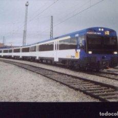 Postales: TRENES-V42-NO ESCRITA-Nº570-UIT 103-METROTREN-FUENCARRAL 1997. Lote 99501171