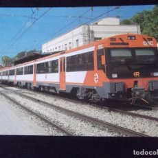 Postales: TRENES-V42-NO ESCRITA-Nº712-UNIDAD 440-ESTACION DE CASTELLON-1999. Lote 99501291