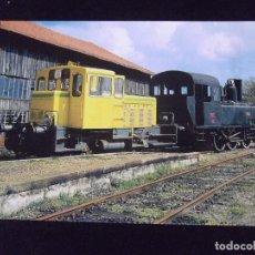 Postales: TRENES-V42-NO ESCRITA-Nº27-CONNERRE-BEILLE-2001. Lote 99501583