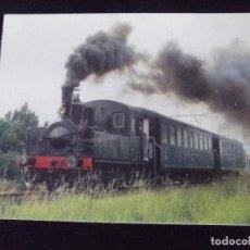 Postales: TRENES-V42-NO ESCRITA-Nº20-CONNERRE-BEILLE-LOCOMOTIVE 030-1998. Lote 99501835