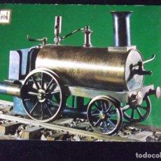 Postales: TRENES-V42-NO ESCRITA-LOCOMOTORAS-Nº21. Lote 99502415