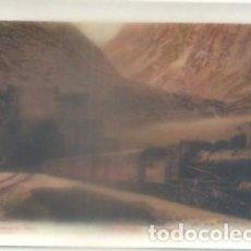 Postales: POSTAL DE TRENES. GOTT HARDBAHN EXPRESSZUG P-TREN-1949,2. Lote 139619282