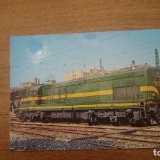 Postales - POSTAL LOCOMOTORA DIESEL ELECTRICA SERIE 1961/70 SIN CIRCULAR - 103298051
