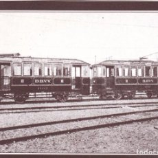 Postales: POSTAL TREN BUDAPEST. HUNGRIA. Lote 103780647