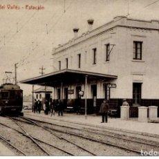 Postales: SAN CUGAT DEL VALLÉS-ESTACIÓN -REPRO 2000.. Lote 109133883