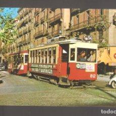 Postales: POSTALES DE TRENES Y TRANVIAS 028. Lote 114204299