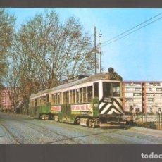 Postales: POSTALES DE TRENES Y TRANVIAS 030. Lote 114204535