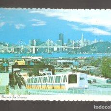 Postales: POSTALES DE TRENES Y TRANVIAS 036. Lote 114205643