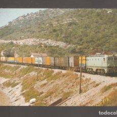Postales: POSTALES DE TRENES Y TRANVIAS 040. Lote 114205999