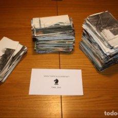Postales: 700 POSTALES FERROVIARIAS Y FOTOS. RENFE Y OTROS PAISES, AÑOS 70-80-90. Lote 120746371