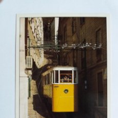 Postales: POSTAL - PORTUGAL LISBOA - TRANVIA - ELEVADOR DO LAVRA. Lote 120924691