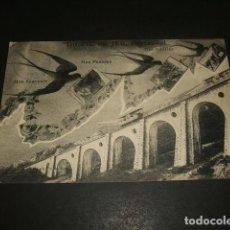 Postales: FUNICULAR FERROCARRIL POSTAL . Lote 128389003