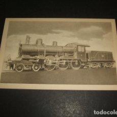 Postales: FERROCARRILES ESPAÑOLES LOCOMOTORA COMPOUND 2 3 0 AÑ0 1903 HENSCHEL SOHNPARA M Z A. Lote 128487699