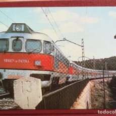 Postales: RENFE TALGO III M11. Lote 132091962