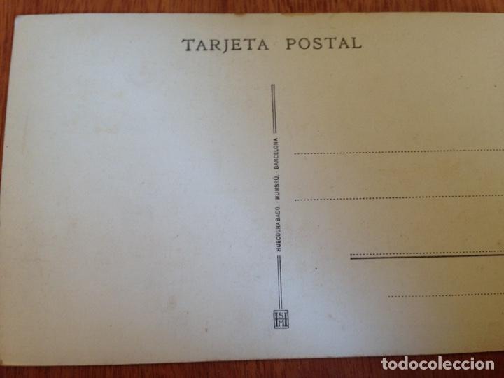 Postales: AUTOMOTOR ELÉCTRICO CON SU REMOLQUE - Foto 2 - 138824580