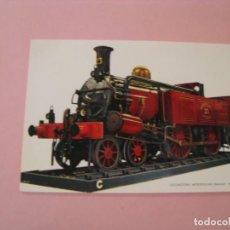 Postales: POSTAL LOCOMOTORA METROPOLITAN RAILWAY, INGLATERA. ED. C. Y Z. 7016/31-B.. Lote 142781602