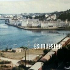 Postales: EL PUENTE PASAJE A CORUÑA 1985. Lote 142798873