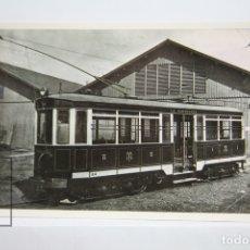 Postales: POSTAL TRANVÍA - Nº 4055 - TRANVIA DE L'ARRABASSADA COCHE A4 - BARCELONA - EUROFER. Lote 147420857
