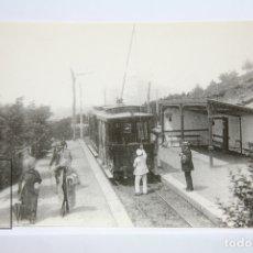 Postales: POSTAL DE TRANVÍA - Nº 4222 - TRANVÍA EN SAN SEBASTIÁN - AÑO 1910 - EUROFER. Lote 147421457