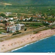 Postales: PINEDA DE MAR-VISTA GENERAL-FERROCARRIL. Lote 147292894