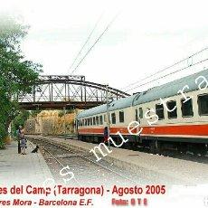 Postales: LES BORGES DEL CAMP 2005. Lote 150648752