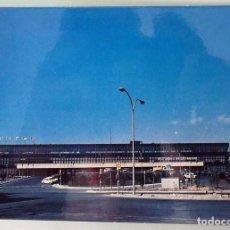 Postales: NUEVA ESTACIÓN DE ZARAGOZA-PORTILLO. E-1 COLECCIÓN RENFE. NUEVA. COLOR. Lote 150991786