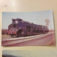 Postales: POSTALES RENFE SANTA FE M10 UNIDAD ELETRICA. Lote 151425478
