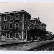 Postales: UNA POSTAL DE ESTACIÓN DE MATARÓ ( BARCELONA ) AÑO 1931 Nº 4034 SIN CIRCULAR . Lote 157679374
