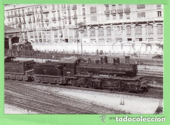 POSTAL DE TRENES ESTACIÓN DE VALENCIA TÉRMINO Nº 4270 EDICIÓN EUROFER AMIGOS DEL FERROCARRIL (Postales - Postales Temáticas - Trenes y Tranvías)